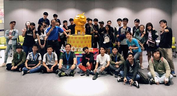 第二届新加坡ITE学生访学网龙活动圆满结束